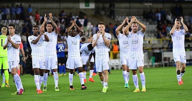 Leicester Mengawali Kiprah Di Liga Champions Dengan Manis