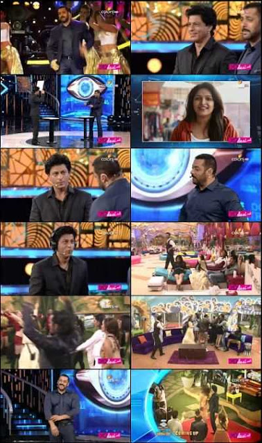 Bigg Boss Season 9 20th December 2015 Download Dilwale Special Full Episode Shahrukh Khan