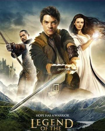 Tv Series: Legend Of The Seeker Season 1 (Episode 1 – 22)