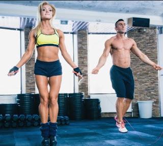 lompat tali untuk menambah tinggi badan