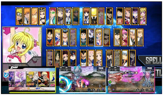 Naruto Senki Mod Super Anime Wars Cross Force Generations Apk