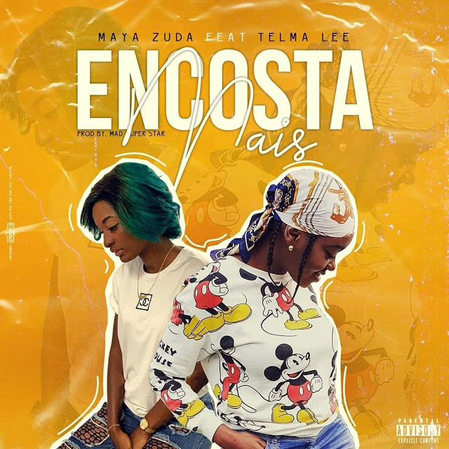 Maya Zuda ft. Telma Lee - Encosta Mais  [Download] mp3