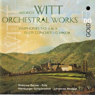 Witt - Orchestral Works