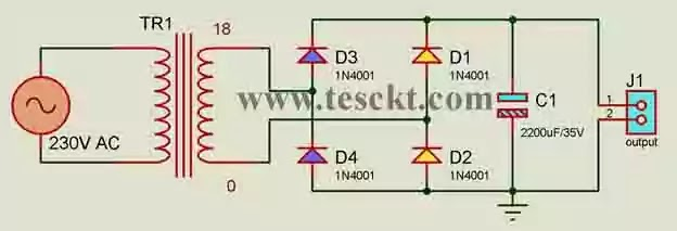Tda2030 14w amplifier single power supply