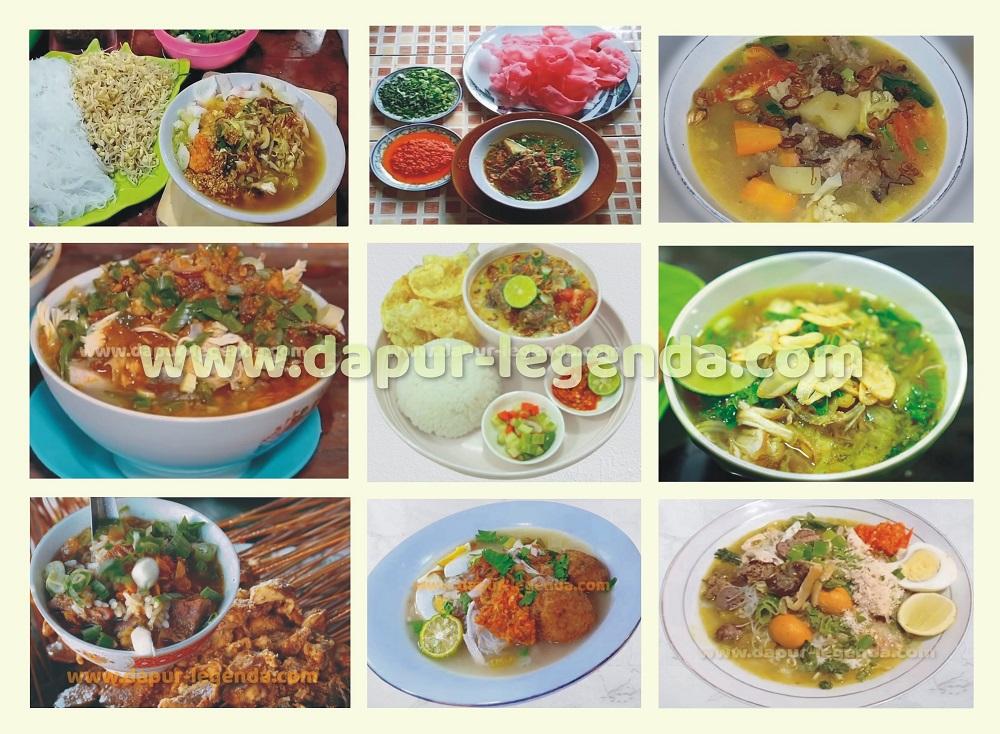 Berbagai Resep dan Cara Penyajian Soto di Indonesia