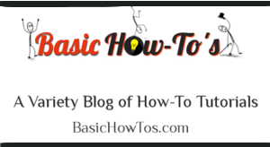 Basic How-To's