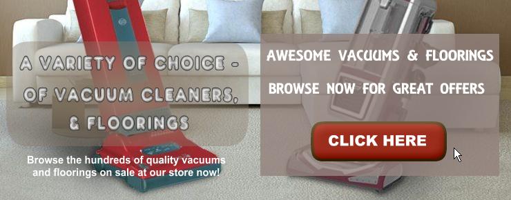 Vacuum And Floorings Store