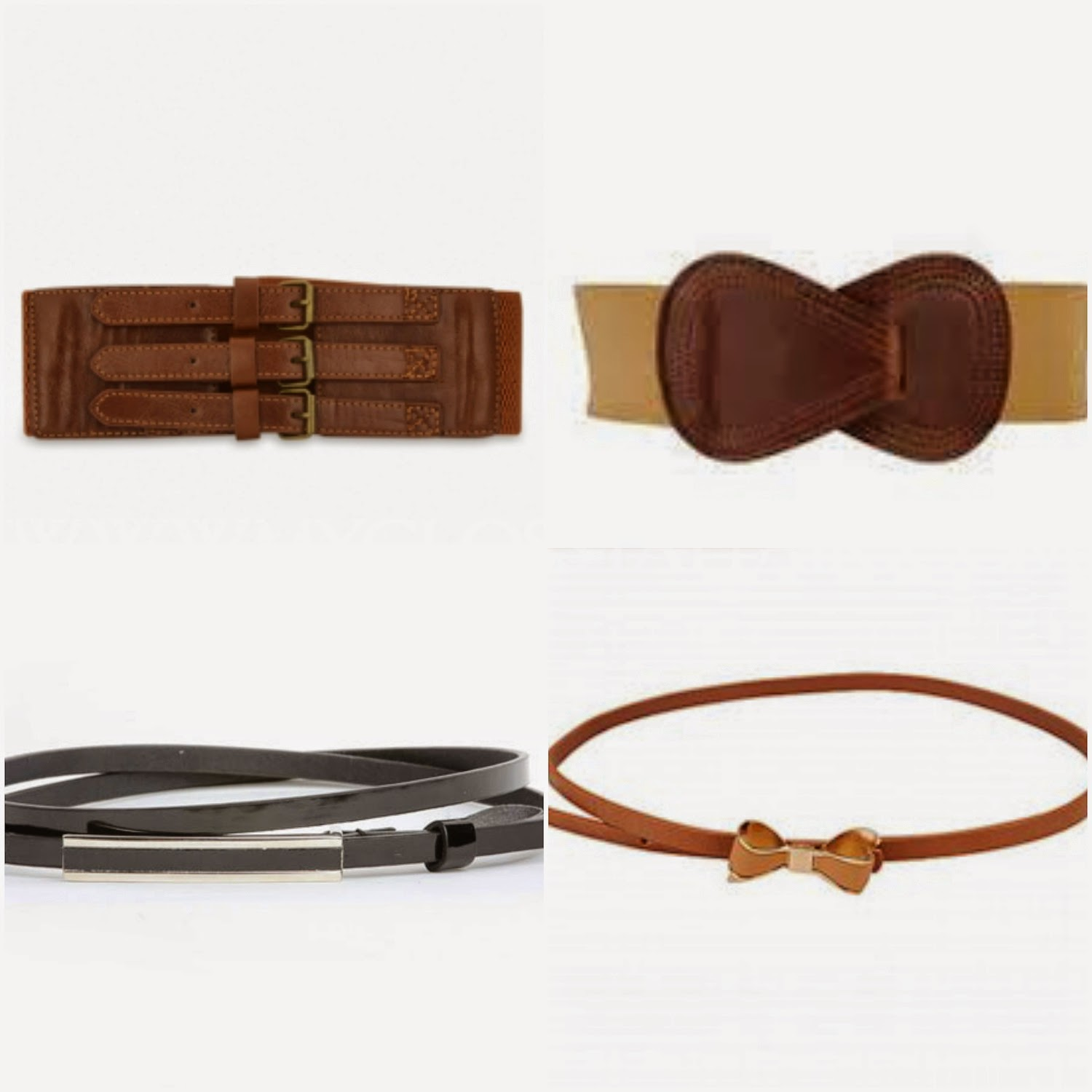 Belts for office
