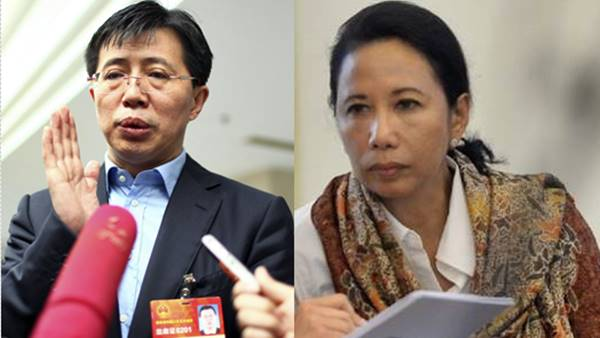 Geger, Menteri Rini Dikaitkan dengan Koruptor di China