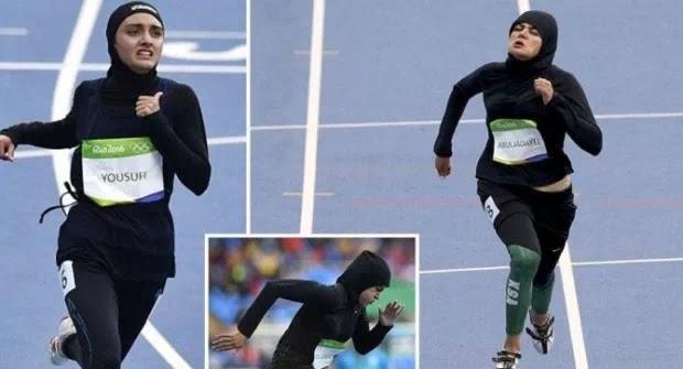 Αυτοί οι Ολυμπιακοί αγώνες θα μείνουν σαν ο απόλυτος εξευτελισμός της γυναίκας