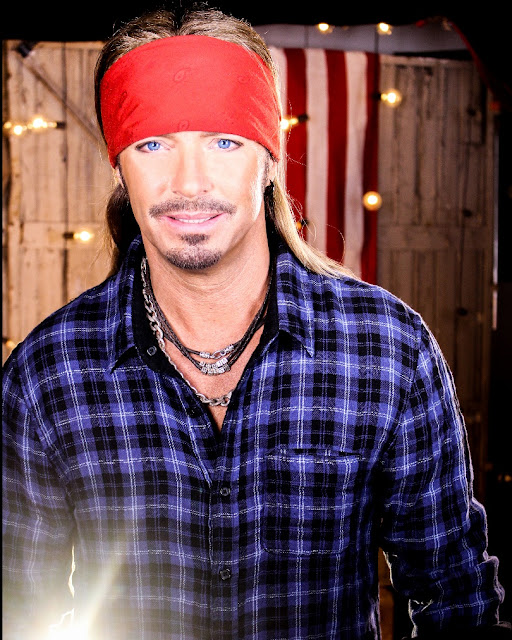 Bret Michaels Interview - Named Humanitarian of the Year at the Hollywood Christmas Parade