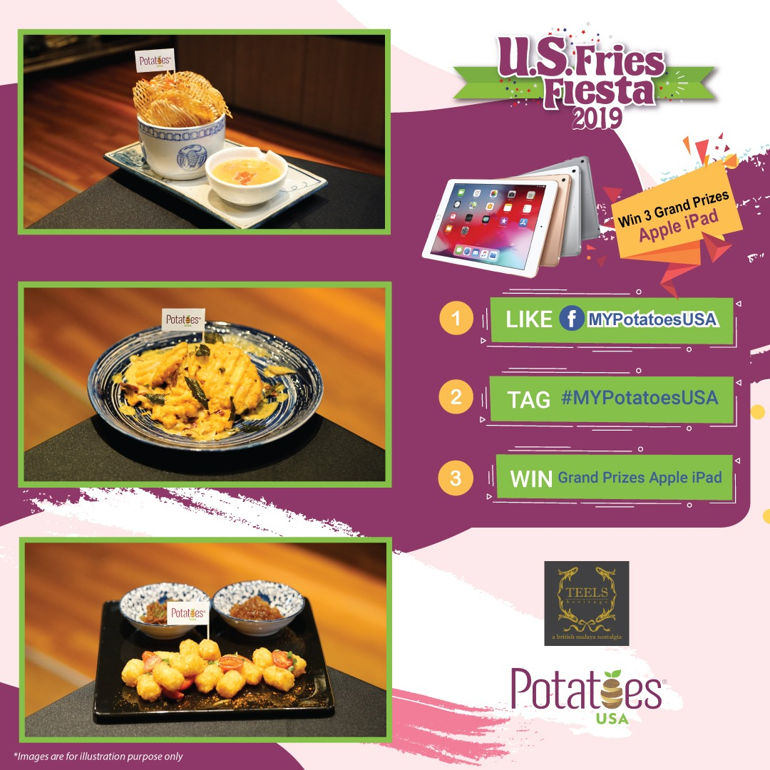 US FRIES FIESTA 2019 - Teels Heritage