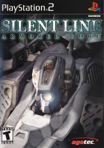 Download Armored Core: Silent Line (2003) PS2