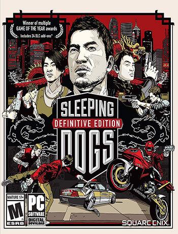 تحميل لعبة سلبينغ دوغز Sleeping Dogs Definitive Edition للكمبيوتر