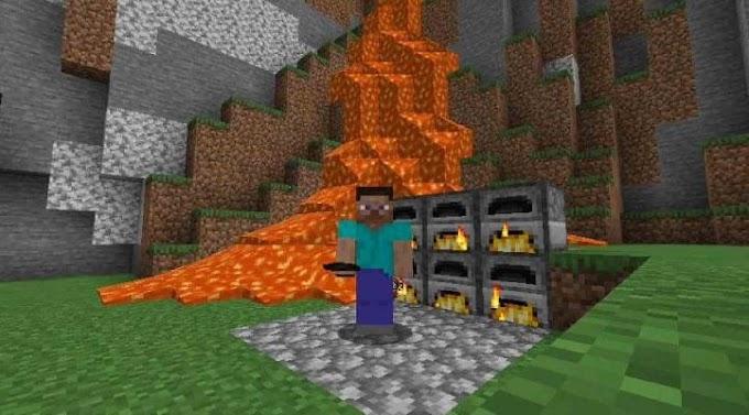 Como fazer carvão em Minecraft?