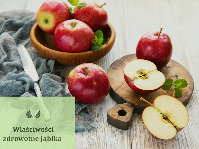 Właściwości zdrowotne jabłka