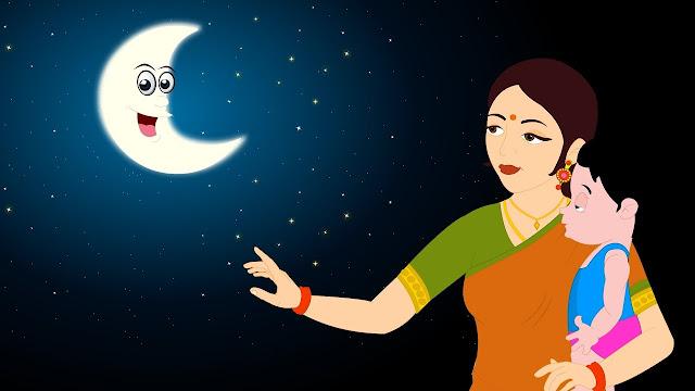 Chanda Mama Door Ke Song Lyrics In hindi