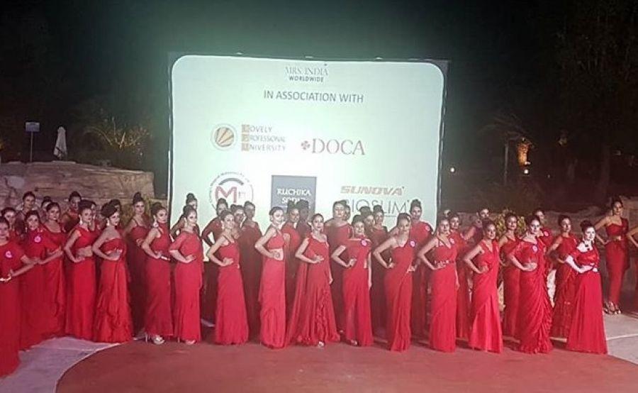 Mrs India Worldwide 2019 στην Χαλκιδική: Δείτε φωτογραφίες με τις καλλονές