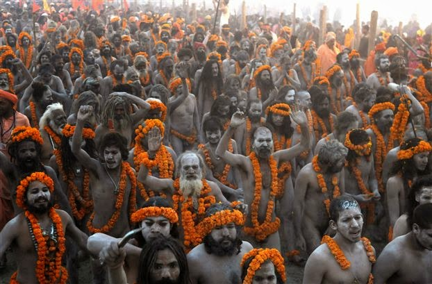 Apex body of saints agrees to induct people from Scheduled caste to ordain as Naga sadhus