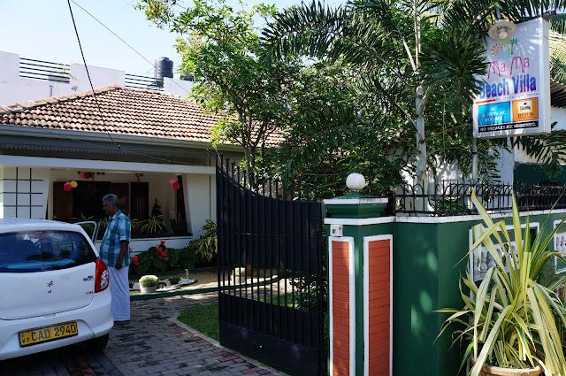 Onde ficar em Negombo