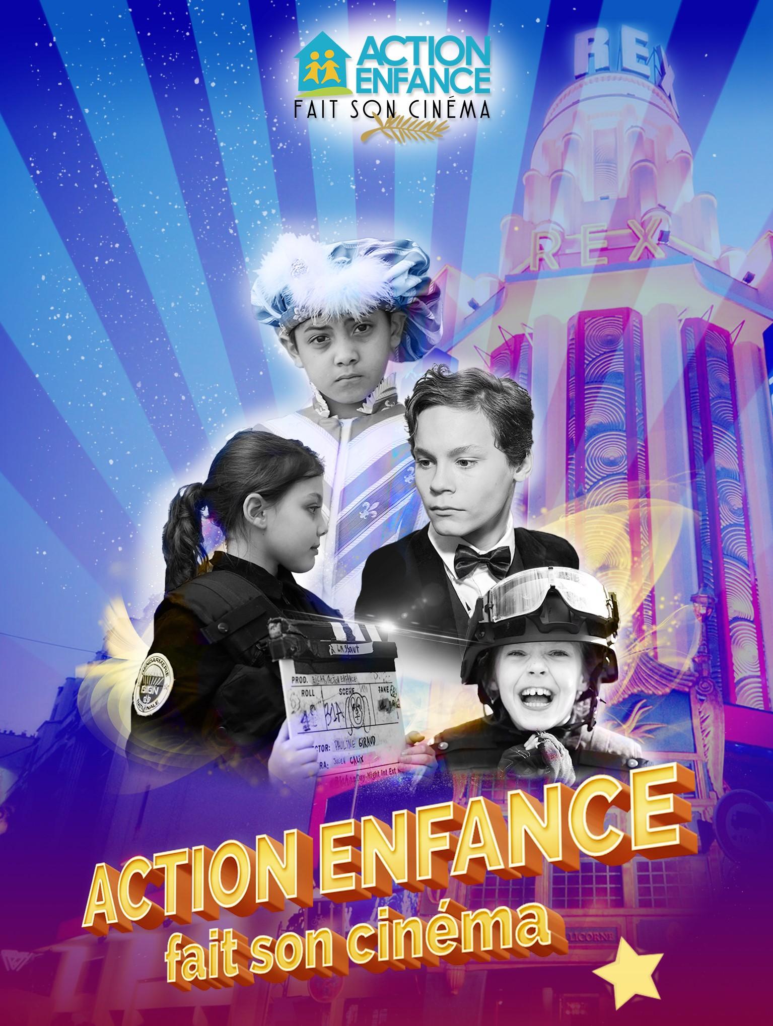 Action enfance fait son cinéma