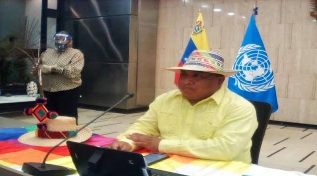 Venezuela ratifica compromiso con los derechos fundamentales de los pueblos indígenas