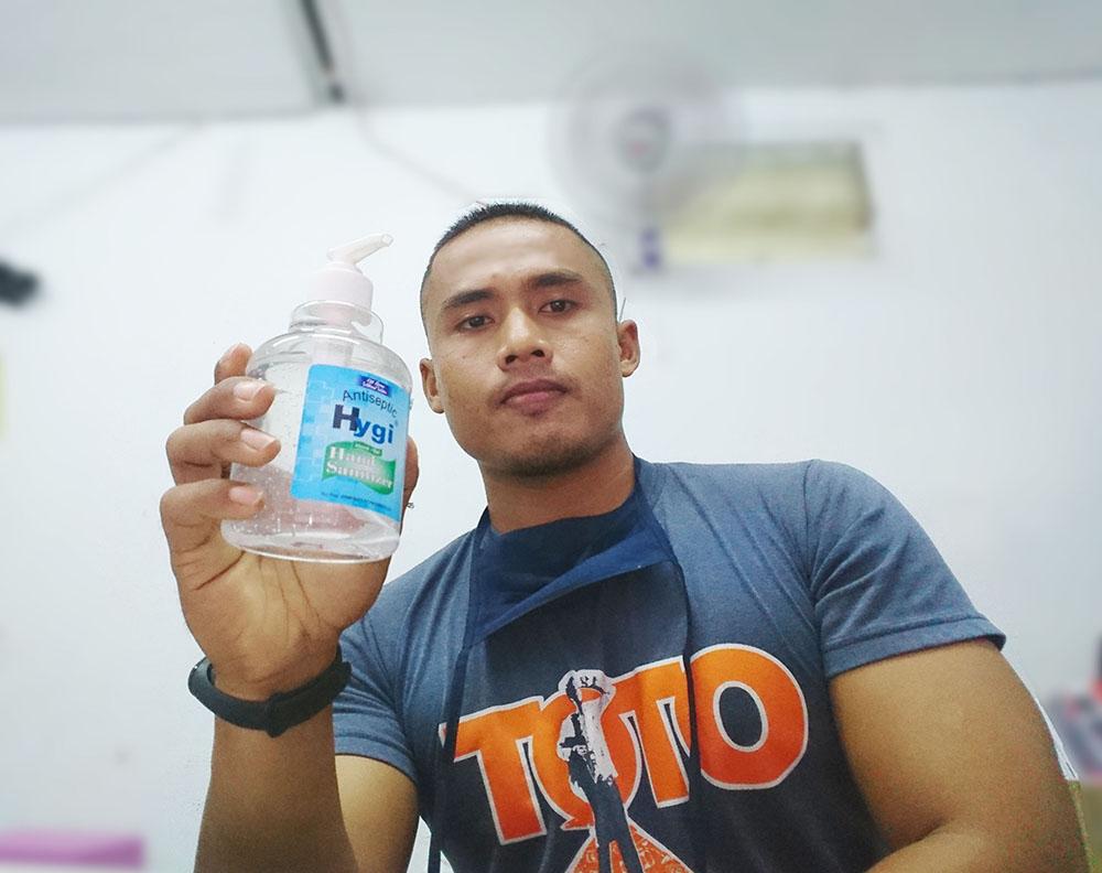 Jual Hand Sanitizer di Pekanbaru, Bisa Kirim ke Alamat, Mau?