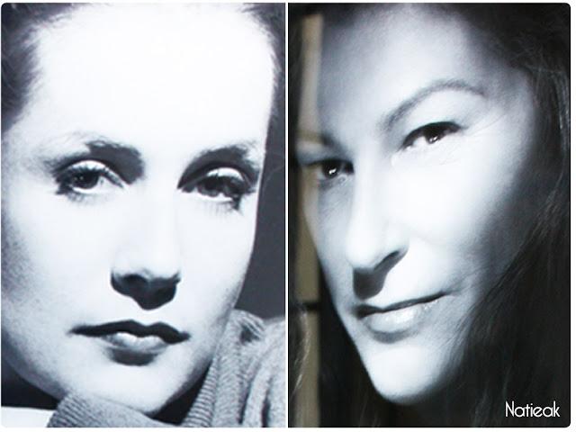 exposition Où sont les femmes?  Isabelle Huppert et Florence Arthaud