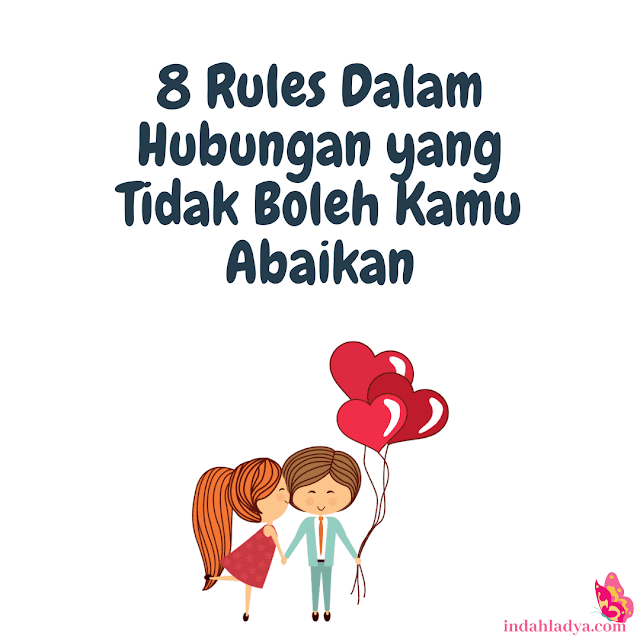 Rules Dalam Hubungan Asmara