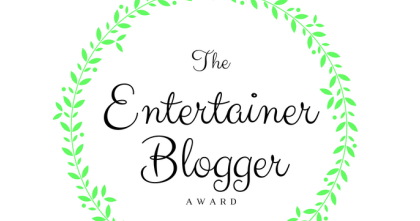 Tem Na Web - The Entertainer Blogger Award