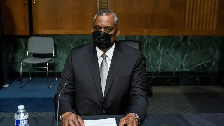 Lloyd Austin on the way to the US Department of Defense