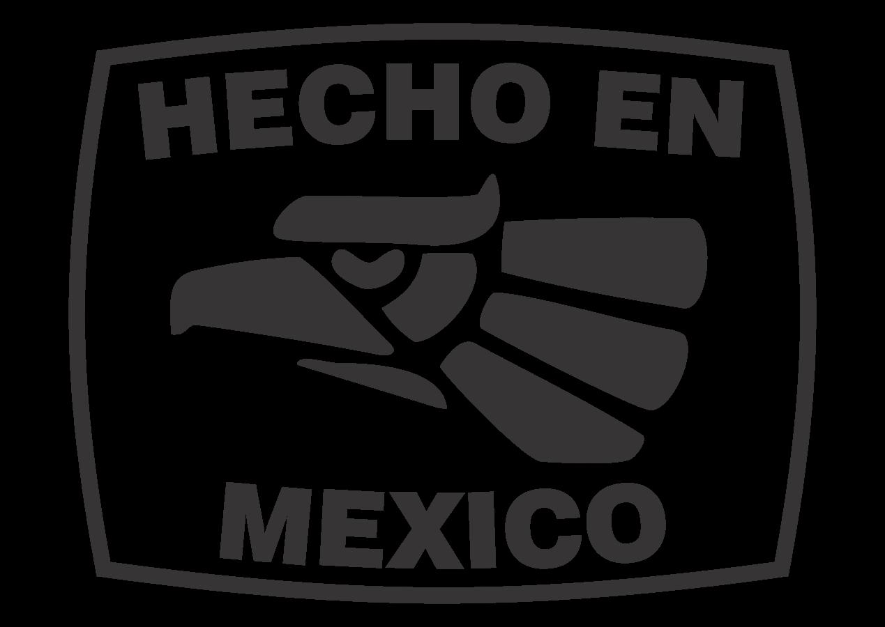 Hecho en Mexico Logo Vector~ Format Cdr, Ai, Eps, Svg, PDF