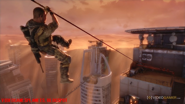 spec ops the line game free download highly compressed