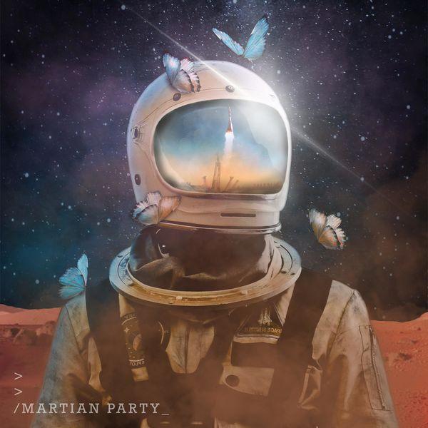Matthew Parker – Martian Party (Single) 2021 (Exclusivo WC)