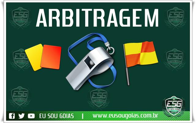 Gilberto Rodrigues Castro Junior - PE apita Csa - AL x Goiás primeira rodada do Brasileirão Série B 2018