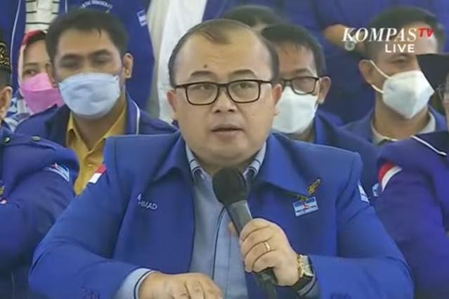 Kubu Moeldoko: Demokrat Kubu AHY Jadi Tempat Berlindung Ormas Radikal yang Dibubarkan