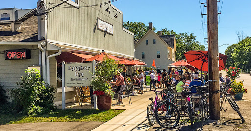 The Lumber Inn on the Ice Age Trail Delafield Segment