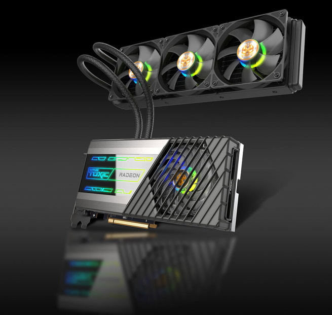 Sapphire RX 6900 XT TOXIC Limited Edition Water Cooling
