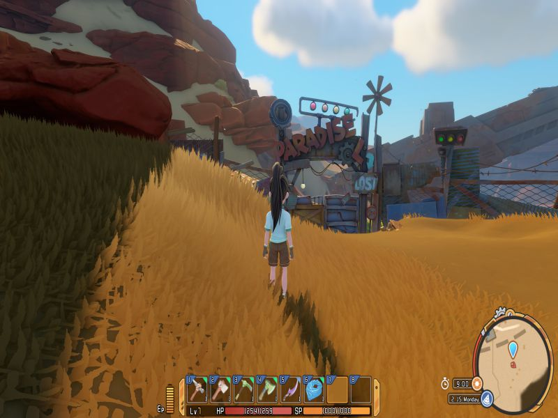 Download My Time at Sandrock Free Full Game For PC