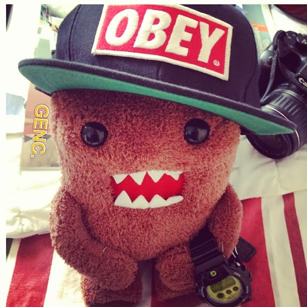 obey swag style