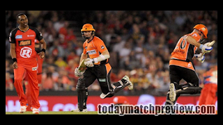 Today BBL 2018-19 2nd Match Prediction Melbourne Renegades vs Perth Scorchers