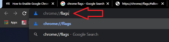 Step to Enable Google Chrome Flags to Test Beta Features in Hindi