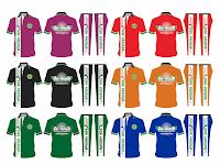Desain Kaos Olahraga Simple untuk Sekolah