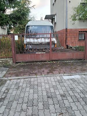 Mercedes kaczka