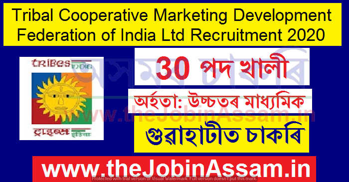 Tribal Cooperative Marketing Development Federation of India Ltd