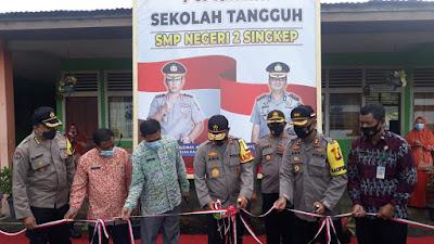 Kapolda Kepri Kunjungi Kabupaten Lingga