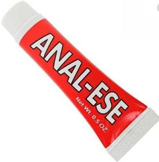 Anal-Ese lube