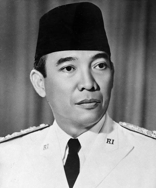 Biodata dan Profil Presiden RI Soekarno
