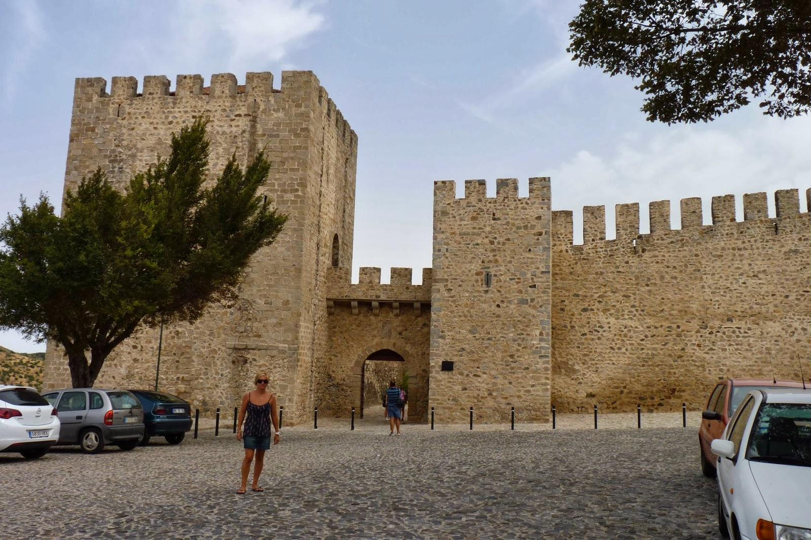 El Castillo de Elvas.
