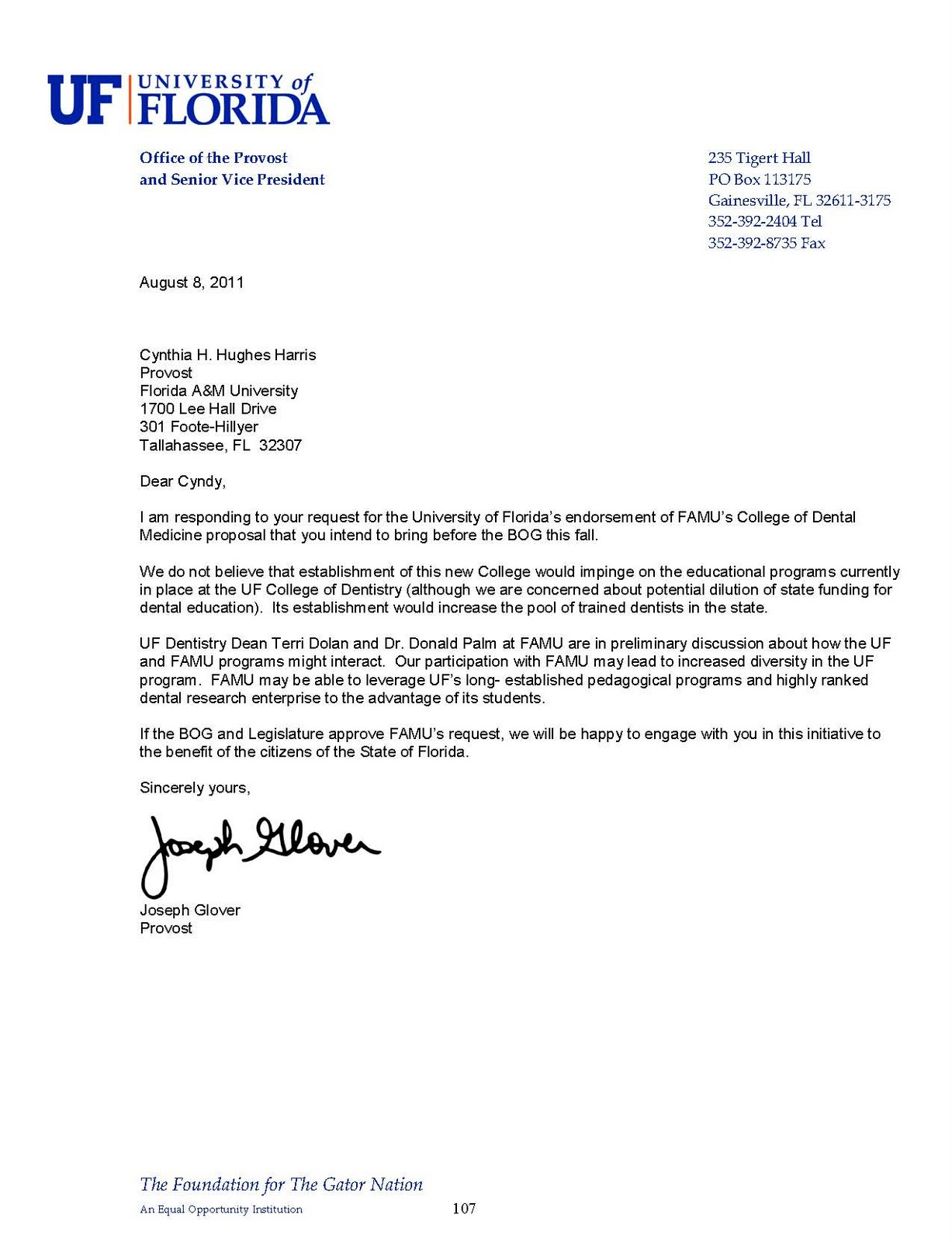 uf letter of recommendation   Nadi.palmex.co